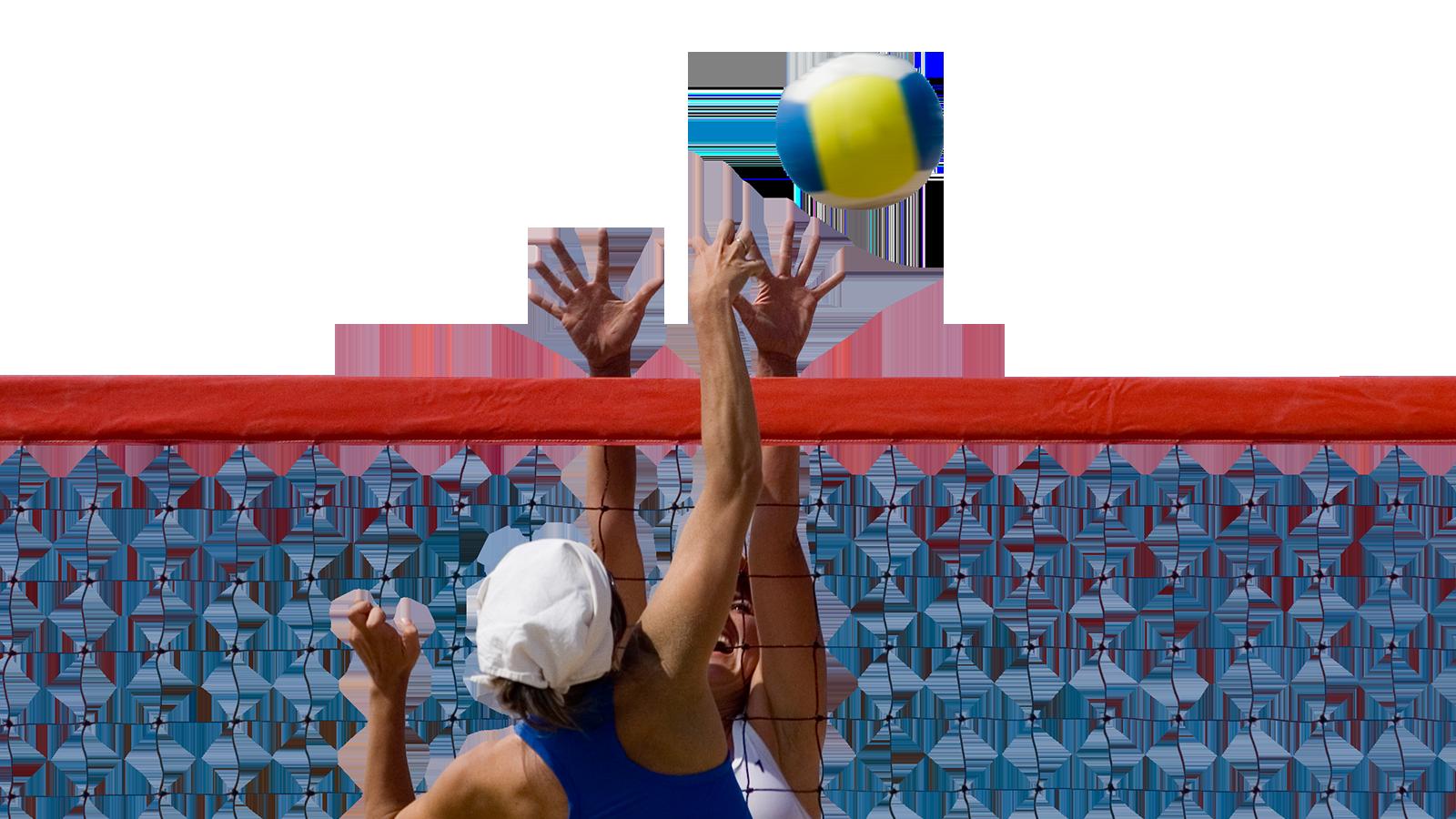 Escuela deportiva de Voleibol saludclub vacaciones recreativas